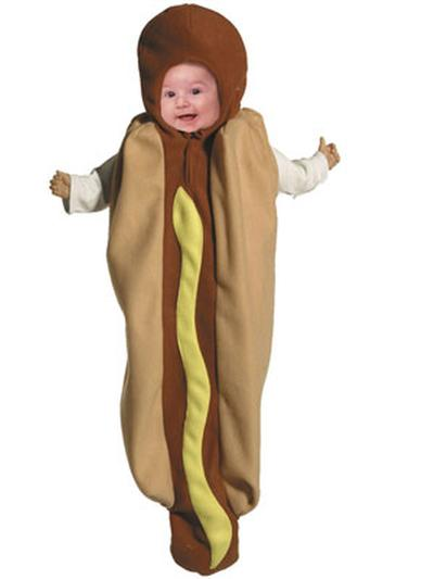 Click to get Hot Dog Baby Costume