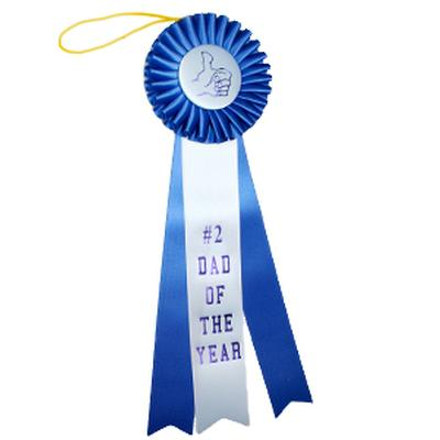 Click to get 2 Dad of the Year Prize Ribbon