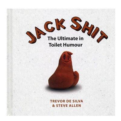Click to get Jack Shit  Poop Action Book