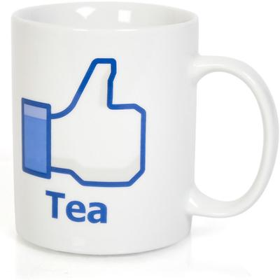Click to get Facebook Like Tea Mug