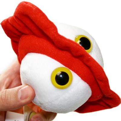 Click to get Stuffed Chicken Pox Toy