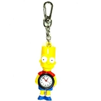 Click to get Bart Simpson Clock Keychain