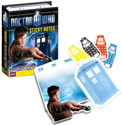 Click to get Doctor Who Sticky Notes