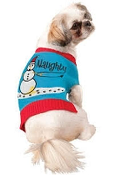 Click to get Naughty Pet Holiday Sweater