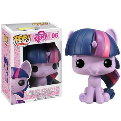 Click to get Pop Vinyl Figure My Little Pony Twilight Sparkle
