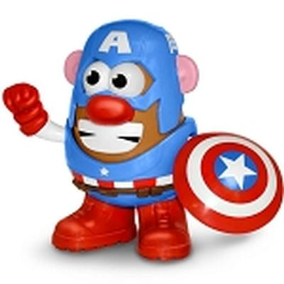 Click to get Captain America Mr Potato Head