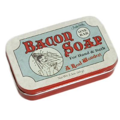 Click to get Bacon Scented Soap