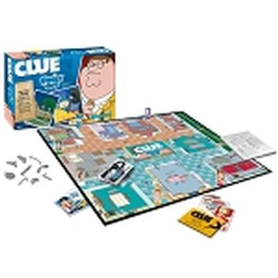 Click to get Family Guy Clue