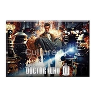 Click to get Doctor Who Magnet Flames