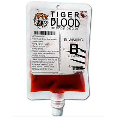 Click to get Tiger Blood Drink