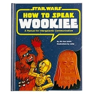 Click to get How to Speak Wookie Book
