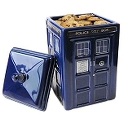 Click to get Doctor Who Tardis Ceramic Cookie Jar