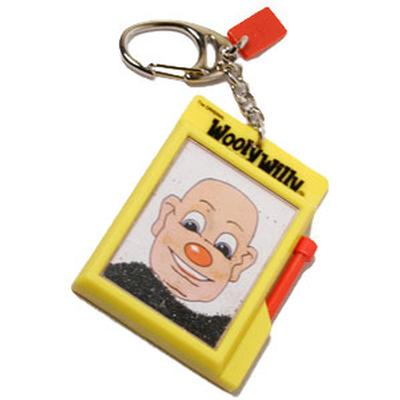 Click to get Wooly Willy Keychain