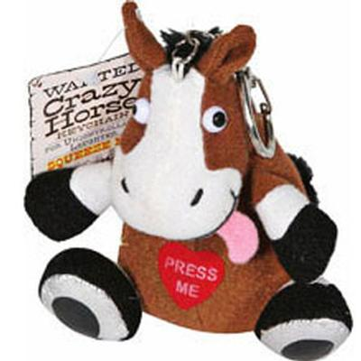 Click to get Laughing Horse Keychain