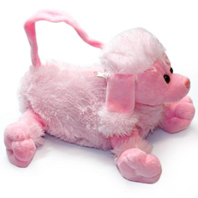 Click to get Pink Poodle Purse
