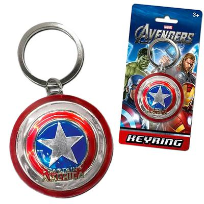 Click to get Captain America Pewter Keychain