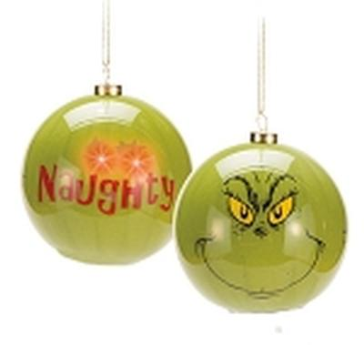 Click to get The Grinch LightUp Ornament