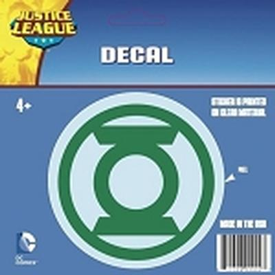 Click to get Green Lantern Logo Car Decal Green