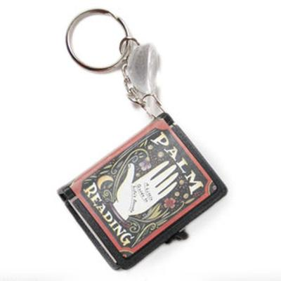 Click to get Palm Reading Book Keychain