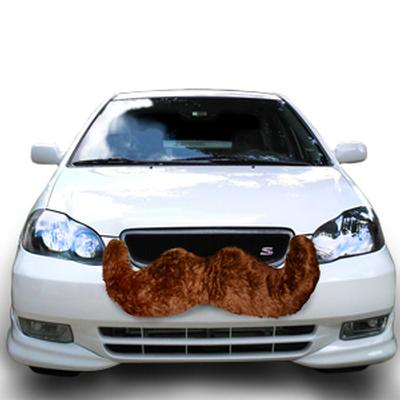 Click to get Car Mustache