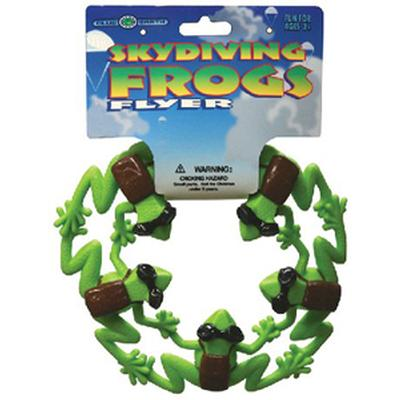 Click to get Skydiving Frogs