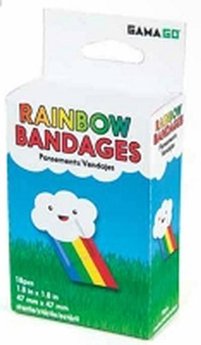 Click to get Rainbow Bandages