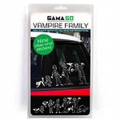 Click to get Vampire Family Car Decals