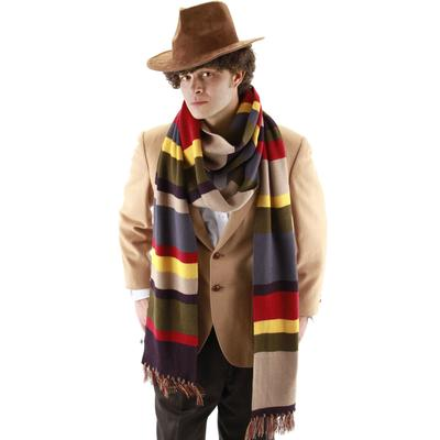 Click to get Doctor Who Deluxe 4th Doctors Scarf