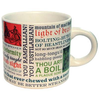 Click to get Shakespearean Insults Mug