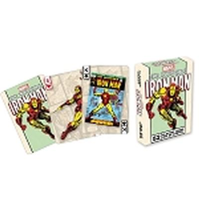 Click to get Marvel  Iron Man Covers Playing Cards