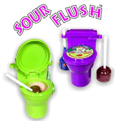 Click to get Sour Flush Candy