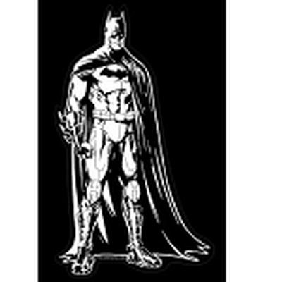 Click to get Justice League Car Decal Batman