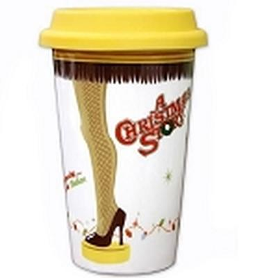 Click to get A Christmas Story Ceramic Travel Mug with Lid