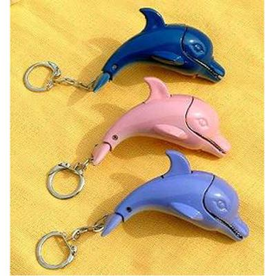 Click to get  Dolphin Laser Pointer Keychain