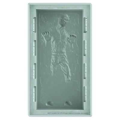 Click to get Deluxe Han Solo Ice Tray