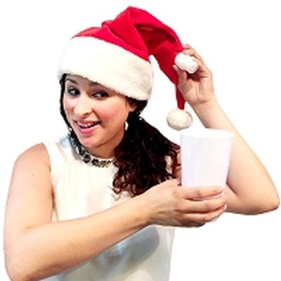 Click to get Santa Hat Flask