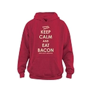 Click to get Keep Calm Eat Bacon Hoodie