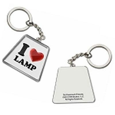 Click to get Anchorman I Heart Lamp Keychain