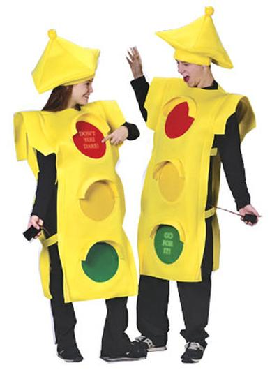 Click to get Traffic Lights Costume