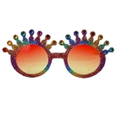 Click to get Festival Glasses Rainbow