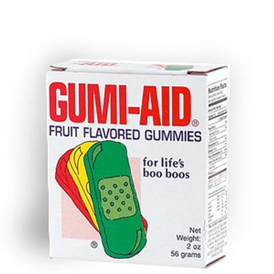 Click to get Gummy BandAids
