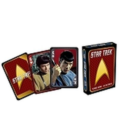 Click to get Star Trek Original Cast Playing Cards
