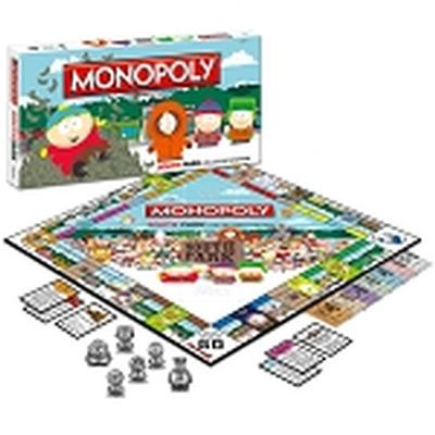 Click to get South Park Monopoly
