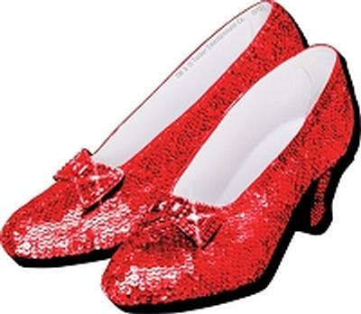 Click to get Wizard of Oz Shoes Magnet