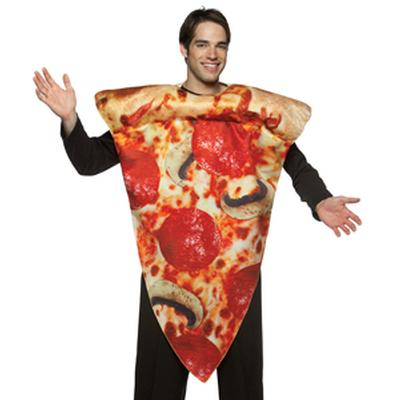 Click to get Pizza Costume
