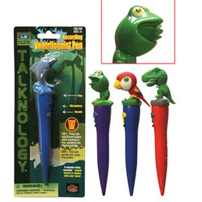 Click to get Talking  Recording Animal Pen