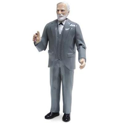 Click to get Sigmund Freud Action Figure