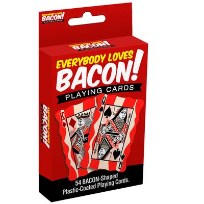 Click to get Bacon Playing Cards