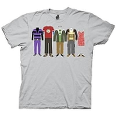 Click to get Big Bang Theory Group TShirt