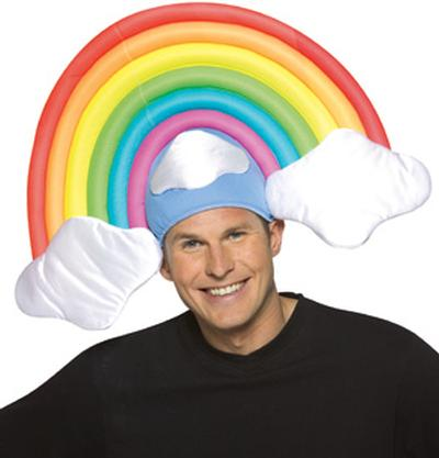 Click to get Rainbow Hat